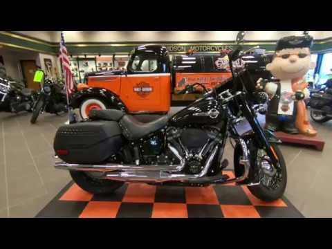 2019 Harley-Davidson Heritage Softail FLHCS