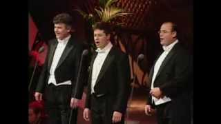 The Irish Tenors- Toora-Loora-Looral (LIVE)