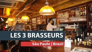 """Cerveja """"à francesa"""" é destaque em São Paulo"""
