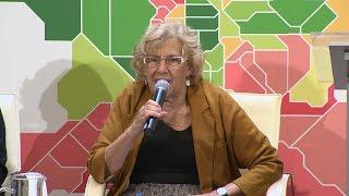 Carmena recomendó a Puigdemont