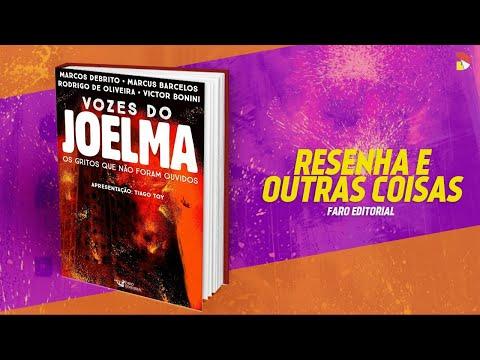 Mini resenha e fatos reais em Vozes de Joelma da Faro Editorial