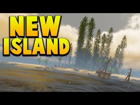 TO A NEW ISLAND WE GO! - Stranded Deep 2017 #2