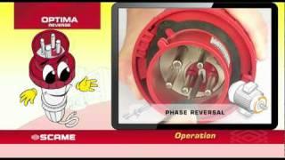 Scame - OPTIMA REVERSE Series (english)