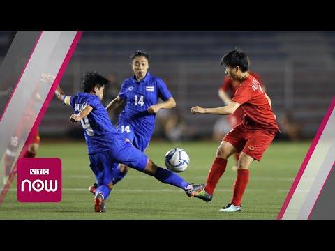 Chung kết nữ Việt Nam Vs nữ Thái Lan (Hiệp 2) | Công chiếu