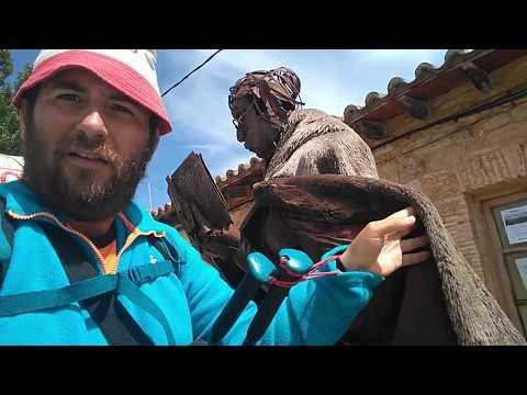 Camino de Santiago Os muestro MORILLE un pueblo de Salamanca CASTILLA Y LEÓN