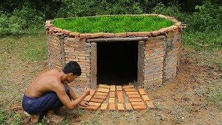 Build Villa Underground For Summer