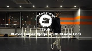 "Itsuki ""Loose Ends  Loyle Carner, Jorja Smith"" @En Dance Studio SHIBUYA SCRAMBLE"
