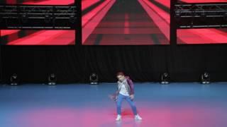 AQUA | Marko Dimovski 1st place hip hop solo kids | Dance Fest Novi Sad 2016