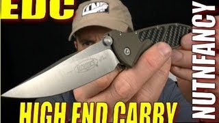"""Expensive Knives for EDC?: The HEC Philosophy"" by Nutnfancy"