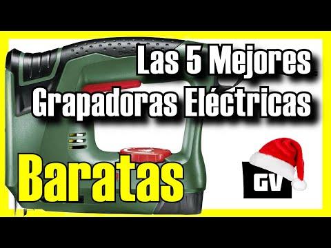 🥇 Las 5 MEJORES Grapadoras Eléctricas BARATAS de Amazon [2021]✅[Calidad/Precio] Profesionales