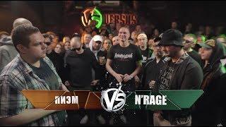 VERSUS: FRESH BLOOD 4 (Пиэм VS N'rage) Round 1