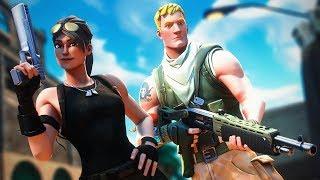 31 KILL TOURNAMENT WIN (20 BOMB) w/ TFUE! (FORTNITE DUOS POP UP CUP)