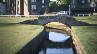 The Swilcan Bridge
