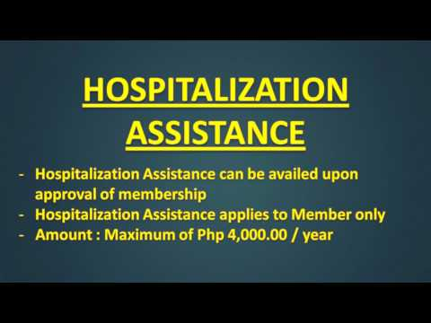 BBCCC Hospitalization and Accident Assistance