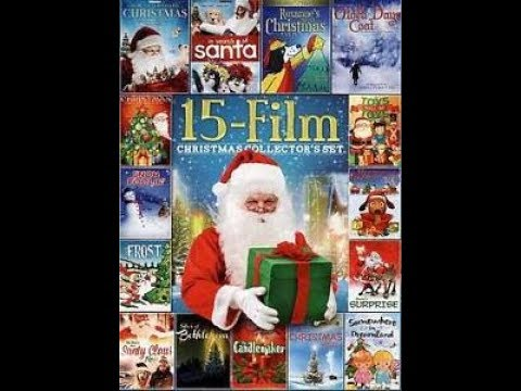Opening To 15-Film Christmas Collectors Set 2013 DVD