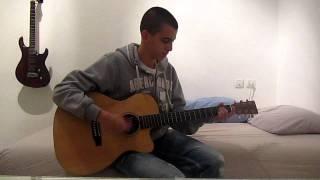 Evan Taubenfeld - Merry Swiftmas Acoustic Cover