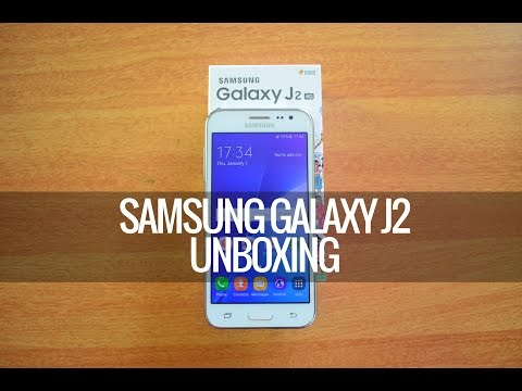 Samsung Galaxy J2 Unboxing and Hands on | Techniqued