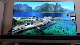 Panasonic UB420 UHD Blu-Ray Player unboxing + overview