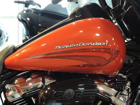 2017 Harley-Davidson H-D Touring FLHXS Street Glide Special