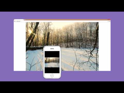 Ghump For iOS Can Display Photos On Any Internet-Connected Screen