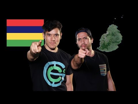 Mauricius - Geography Now!