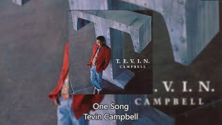 One Song - Tevin Campbell