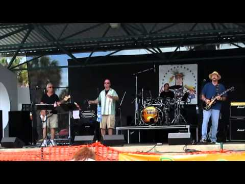 Sunset Rebels -  Rocky Mountain Way- cover- Chasco Fiesta 2013