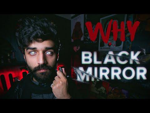 """شاهد..مراجعة """"فيلمر"""" لمسلسل Black Mirror"""