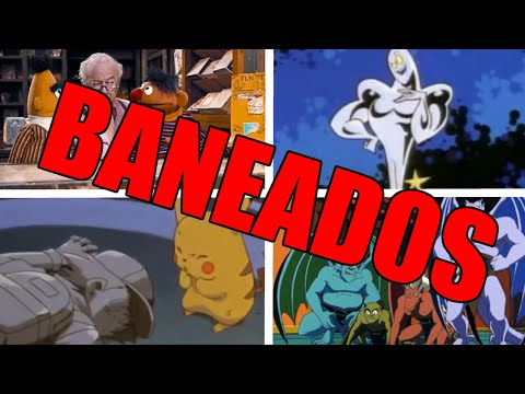 10 Episodios Baneados de Caricaturas Que Jamás Viste en La Televicion