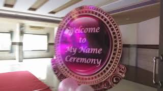 Name Ceremony By Sparkwell Event Styling At Darshan Marriage Hall Kalyan