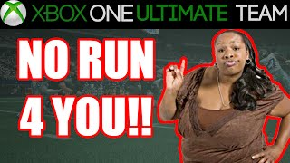 Madden 15 - Madden 15 Ultimate Team - NO RUN 4 YOU! | MUT 15 Xbox One Gameplay