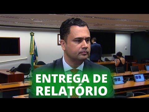 CPI de Brumadinho recebe relatório de vereadores mineiros - 22/08/19