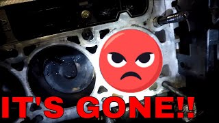 Streetspeed717's Old Corvette Engine Is DESTROYED!!