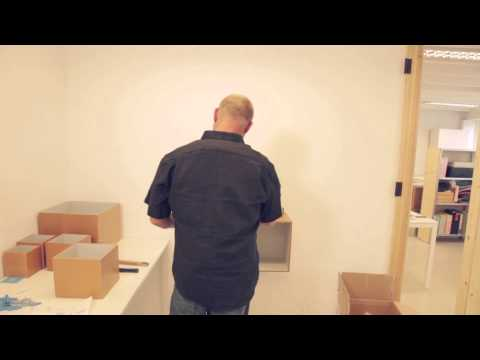 Assembly video about the Babushka Boxes by OK Design