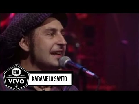 Karamelo Santo video CM Vivo 1998 - Show Completo