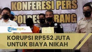 Jadi Tersangka Korupsi, Eks Kades di Serang Gunakan Rp552 Juta untuk Nikah Lagi dan Bisnis Mistis