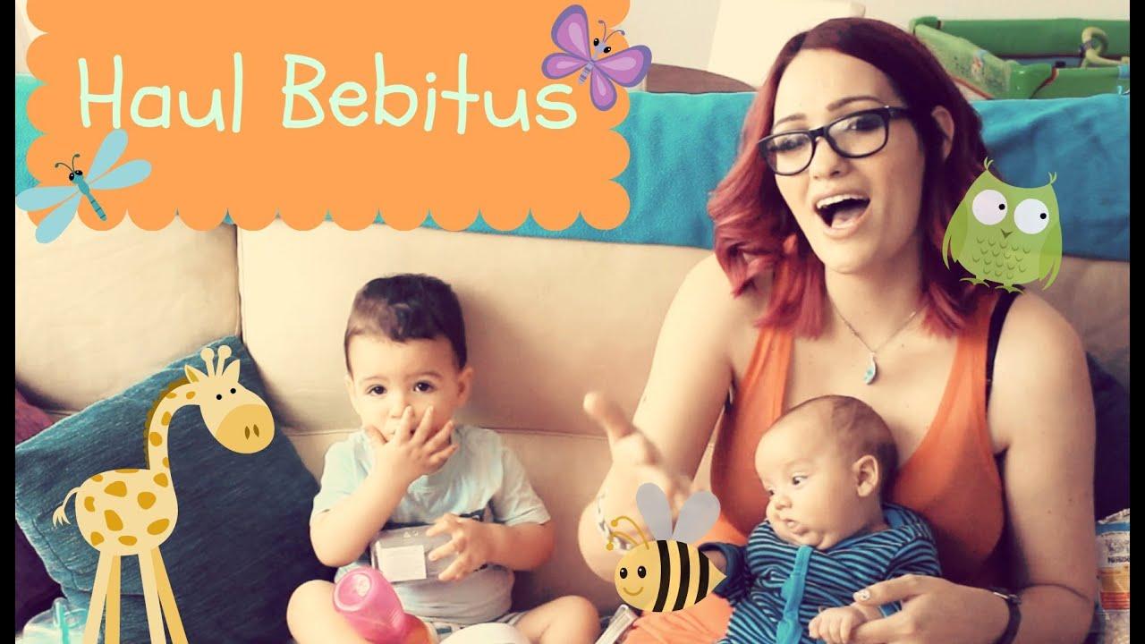 Haul bebitus mayo'14 con Hugo y Erik