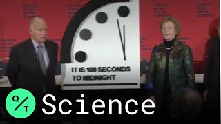 Doomsday Clock: 'It is 100 Seconds to Midnight'