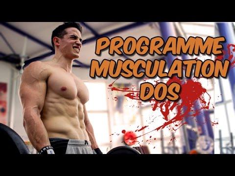 Les résultats du training au bodybuilding