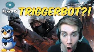 TRIGGERBOT?! CS GO Stream Montage #12