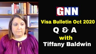 Latest Visa Bulletin updates from Compass Immigration Law | GNN TV