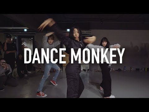 TONES AND I - DANCE MONKEY / Lia Kim Choreography видео
