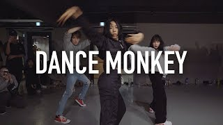 TONES AND I   DANCE MONKEY  Lia Kim Choreography