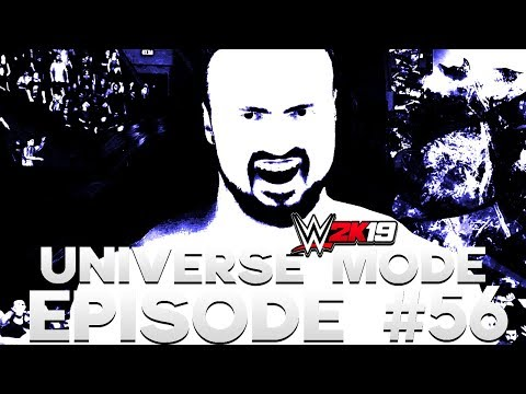 WWE 2K19 | Universe Mode - 'PSYCHO CITY!' | #56