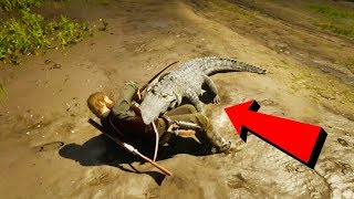 Red Dead Redemption 2 - Funny Moments Compilation! #2