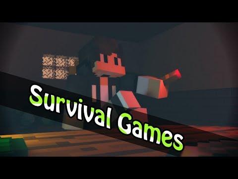 Minecraft - Survival Games Timelapse [ rychlá výhra! ]