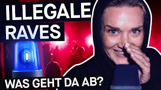 Illegale Techno-Raves: Adrenalin-Kick bis die Polizei kommt    PULS Reportage
