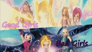 Winx Club~ Good Girls Bad Girls (Lyrics) - YouTube