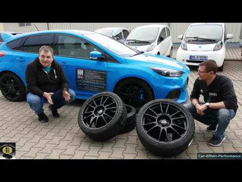 Ford Focus RS (MK3) Stage1 neue Alufelgen OZ, Conversion, Umbau, Software, more Power, more Sound