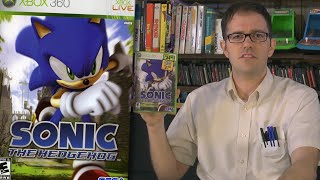 Sonic the Hedgehog 2006 (Xbox 360) - Angry Video Game Nerd (AVGN)